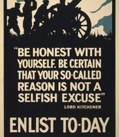 Coercion to Enlist