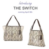 snakeskin purse was $138 NOW $40