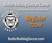 Butler Soccer Camp
