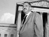 Thurgood Marshall (Civil Rights & Supreme Court Judge)