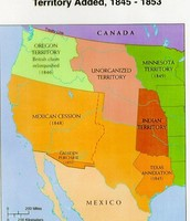 1848- Mexican cession
