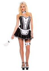Frisky Maid Sexy Costume