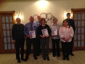 NPAECT Extra Mile Awards Dinner in Edinboro