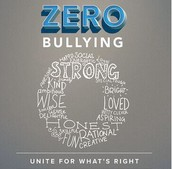 October is National Bullying Prevention Month ~