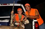 First Deer!!!