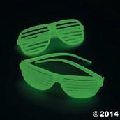 Glow in the Dark Sunglasses!