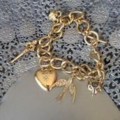 Wonderland Charm Bracelet | 42 (ON HOLD FOR ALISON)