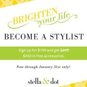 What can Stella & Dot do for you?