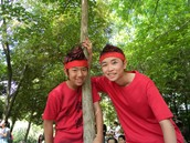 School sports festival 2012