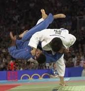 Notre sport nationale est Judo.