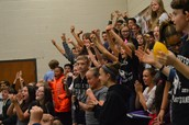 Pep Rally Action