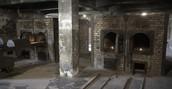 Cremation Ovens at Auschwitz