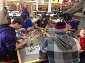 MakerSpace in Gorzycki Middle School