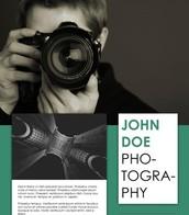 Jon Doe Photography Mockup #1