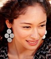 Medina Chandelier Earrings $18