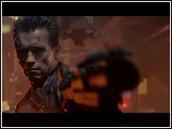 "Schwarzenegger in ""Terminator"""