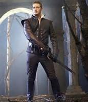 Josh as Prince Charming