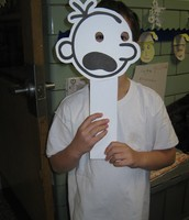 The Wimpy Kid himself!