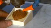 4. 3-D CHOCOLATE PRINTER