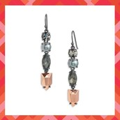 Kahlo Linear Earrings, were £32, my sample sale price £16