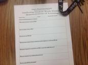 Analyzing Student DOLs at Rhoads