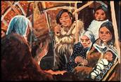 """""""Ojibwe Storyteller"""""""