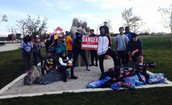 Suzuki Cleans Brampton - Fall Community Clean-up