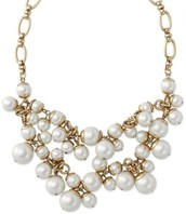 SOLD Daphne Pearl Necklace