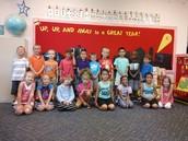 Mrs. Jackson's Kindergarten  2015-16