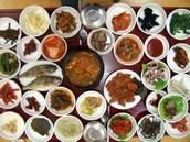 Foods we like to feast on