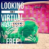 Looking for Virtual Hostesses!