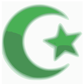 Islam Crescent and Moon