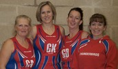 Thunderbirds Netball Club
