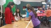 Seguin's Students Analyze a Problem