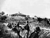 San Juan Hill Battle