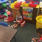 Mrs. Clark's Kids Reading