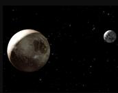Pluto,and Charon