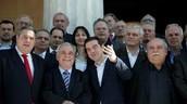 Greek Government ( All Men )