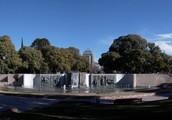 La Plaza Independencia en Mendoza