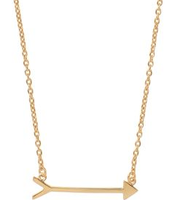 SOLD!!  On The Mark necklace - Gold