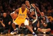 Juke like Kobe