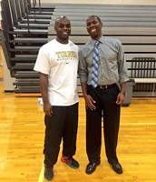 Coach Potts and Coach Grimes!!