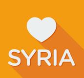Love Syria Icon