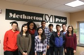 Methacton is Proud of Our National Merit Scholarship Finalists!