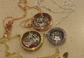 Every locket tells a story... what's yours?