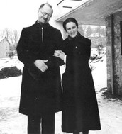 Andre Trocme and Magda Trocme