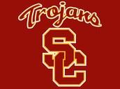 2.) University Of Southern California