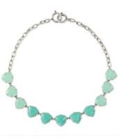 Somervell Necklace - Aqua