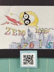 QR Code Story Sequence