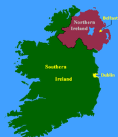 Ireland in the 1920's
